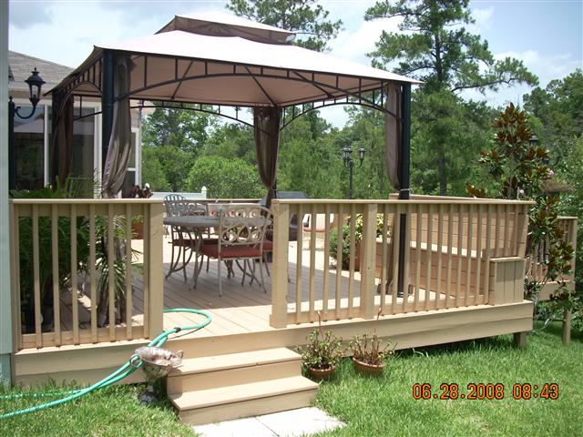 Mobile homes decks and patios joy studio design gallery Decks and porches for mobile homes