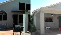 Patio Cover 2 (Before & After)