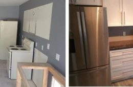 Kitchen Remodel (Before & After)