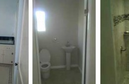 Bathroom Remodel (Before & After)